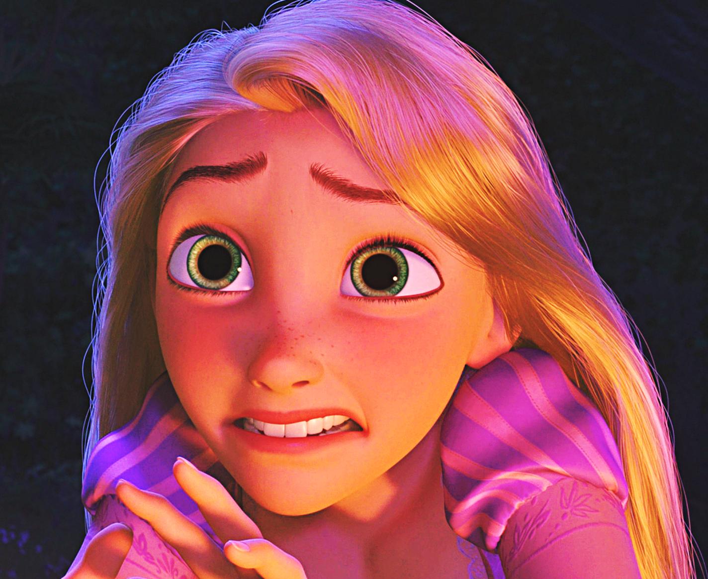 Walt disney - Princess Rapunzel