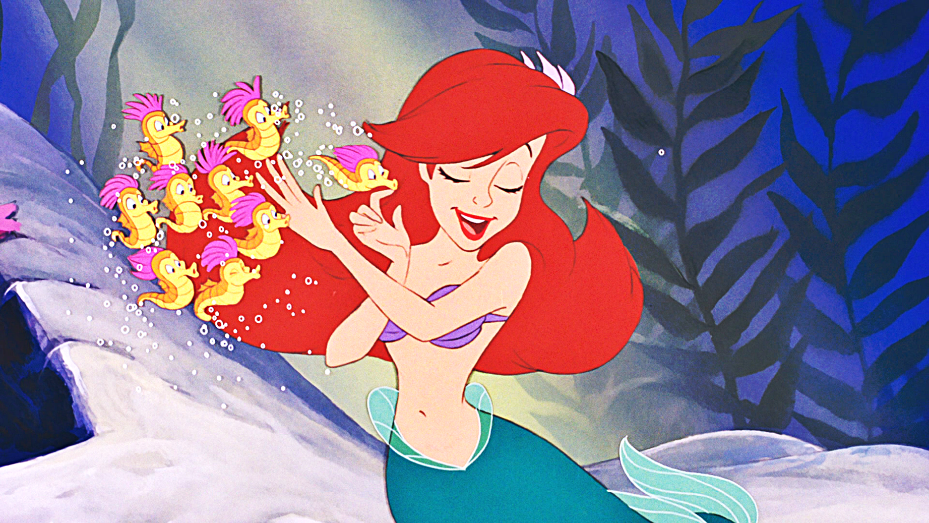 Walt Disney Screencaps - Princess Ariel