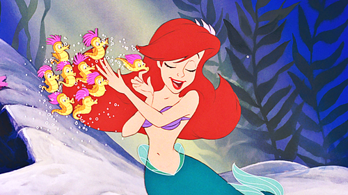 The Little Mermaid wallpaper titled Walt Disney Screencaps - Princess Ariel