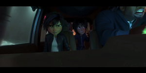Wasabi - Trailer Screencaps [HD]