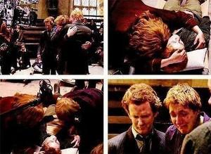 Weasley 费雷德 death