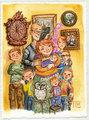 Weasley fanart