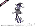 Wedella Witch - monster-high fan art