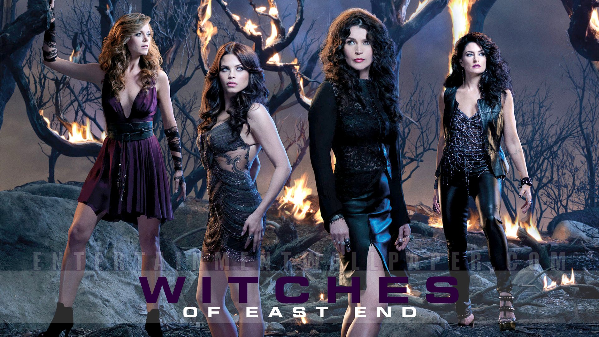 Witches of East End - Witches of East End Wallpaper ...