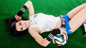 World Cup Diva - Paige