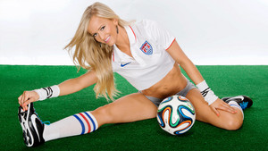 World Cup Divas - Summer Rae