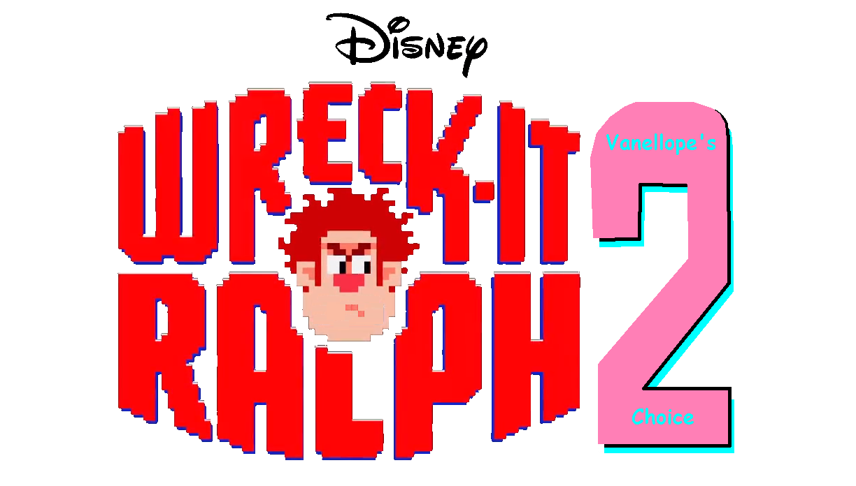 Wreck-It Ralph 2 pamagat