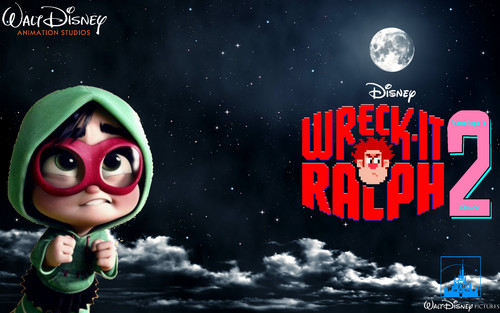 Vanellope von Schweetz fond d'écran called Wreck-It Ralph 2 fond d'écran