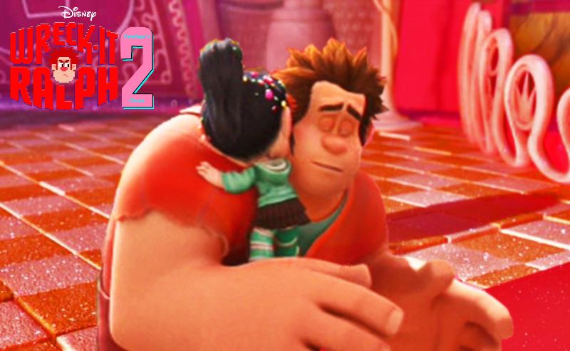 Wreck-It Ralph 2 (You Came Back!)