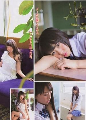 Young Magazine No.34 2014 Kizaki Yuria