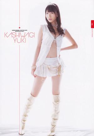 Yukirin AKB48 Sousenkyo! Mizugi Surprise Happyou