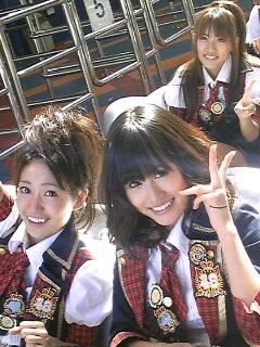 Yuko Acchan and Takamina