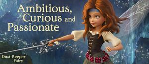 Zarina (The pirate fairy)