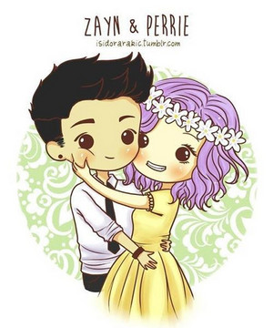 Zayn and Perrie