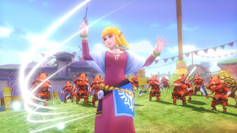 Zelda From Skyward Sword Costume Princess Zelda Foto