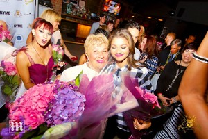 Zendaya at the SWAY afterparty in Westbury, NY (July 26th)