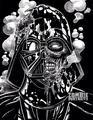 Zombified Darth Vader