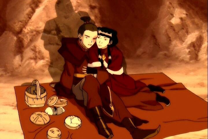 Avatar The Last Airbender Couples Images Zuko And Mai HD Wallpaper Background Photos