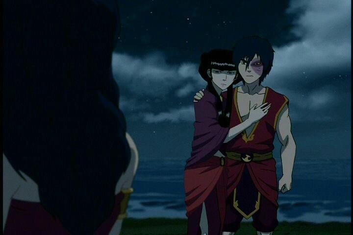 Zuko and Mai - Avatar: The Last Airbender Couples foto