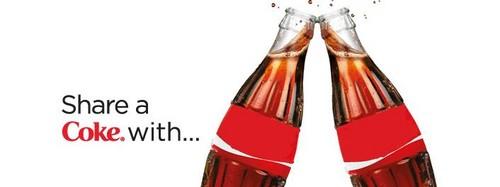 Coke wallpaper called aadam has blank coke