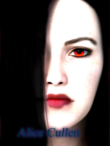 Breaking Dawn The Movie wallpaper with a portrait titled alice cullen