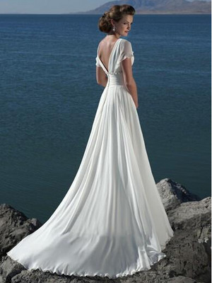 de praia, praia wedding dresses