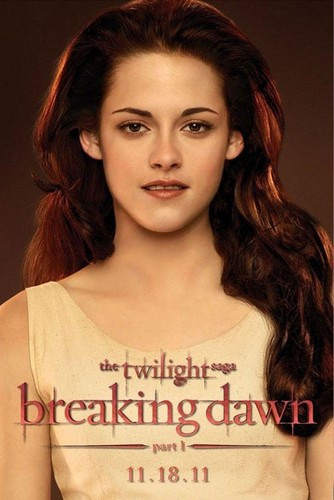 Breaking Dawn The Movie wallpaper containing a portrait called bella swan