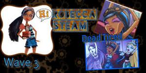 dead tired robecca