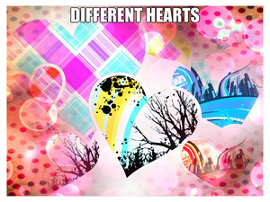 different hearts