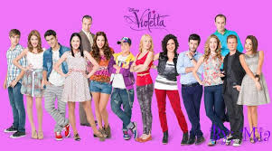 Violetta wallpaper titled elenco violetta1