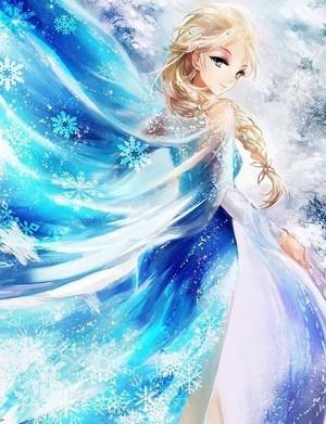elsa Холодное сердце