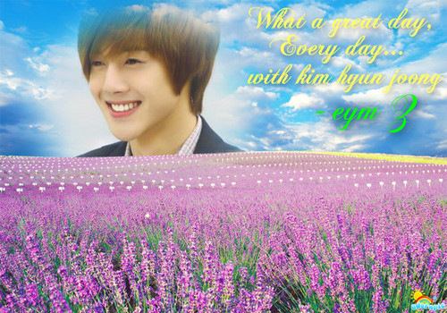 Kim Hyun Joong wallpaper entitled eym zetroc
