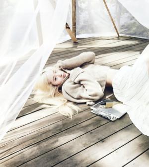 에프엑스 Krystal - Elle Magazine August Issue '14