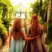 Margaery & Sansa - game-of-thrones icon