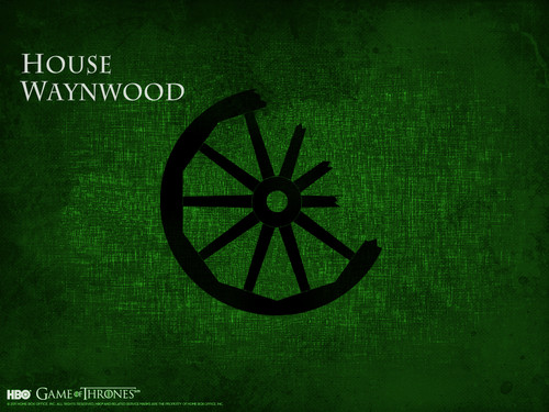 Game of Thrones wallpaper titled House Waynwood