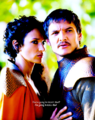 Oberyn Martell & Ellaria Sand - game-of-thrones fan art