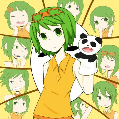 Gumi (Vocaloids) fondo de pantalla possibly containing anime entitled gumi megpoid vocaloid