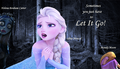 Let It Go Dark Poster