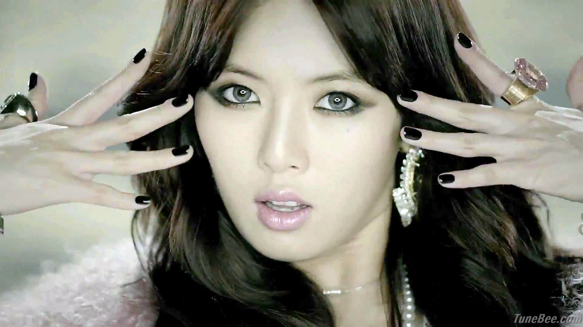 Troublemaker images hyuna en el video trouble maker HD ...