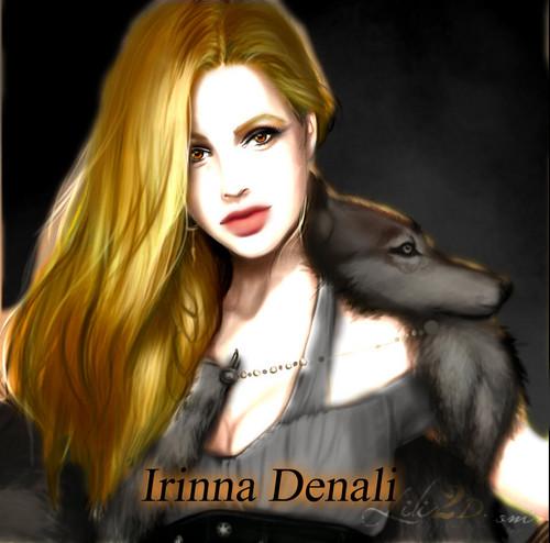 Breaking Dawn The Movie پیپر وال titled irinna denalo
