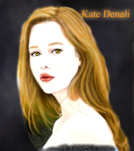 Breaking Dawn The Movie wallpaper with a portrait titled kate denali clan