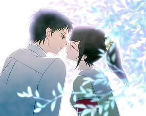 KISS (tsubaki x daisy)