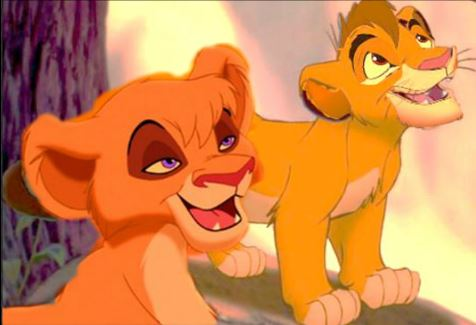 The lion king vitani and kopa - photo#7