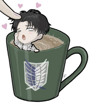 levi tee cup