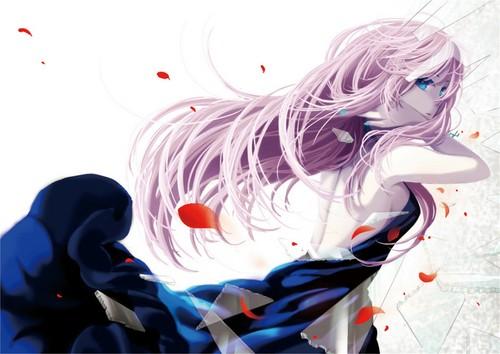 Vocaloids wallpaper titled megurine luka