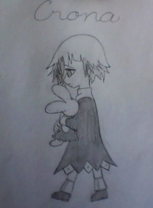 my little Crona drawing