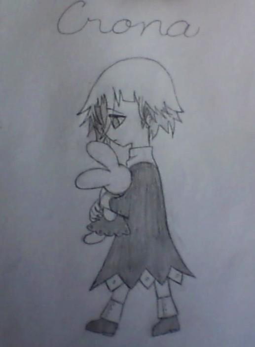 my little Crona drawing