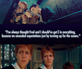 ফ্রেড and George Weasley ♥