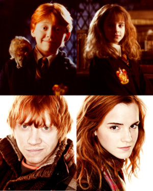 Oh how they grew up <3