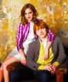 Emma and Rupert!